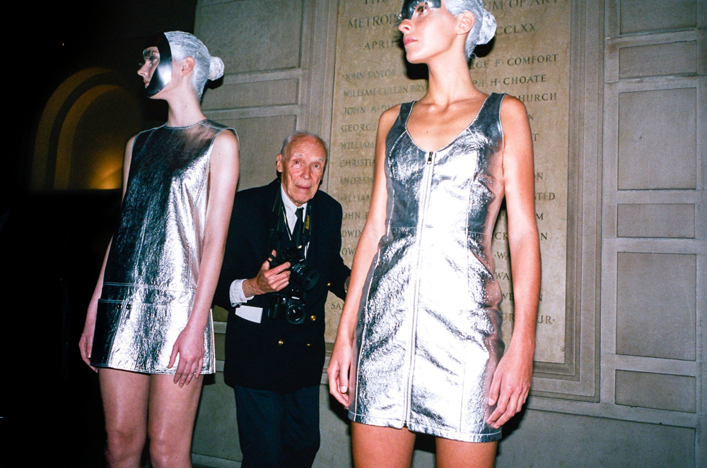 Bill Cunningham en Met Gala // VOGUE