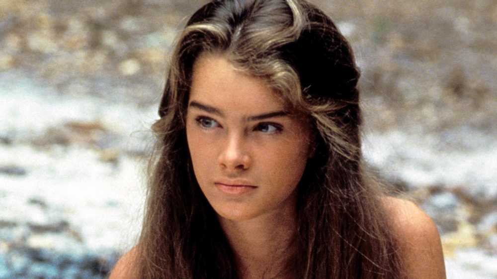 Brooke Shields // Today