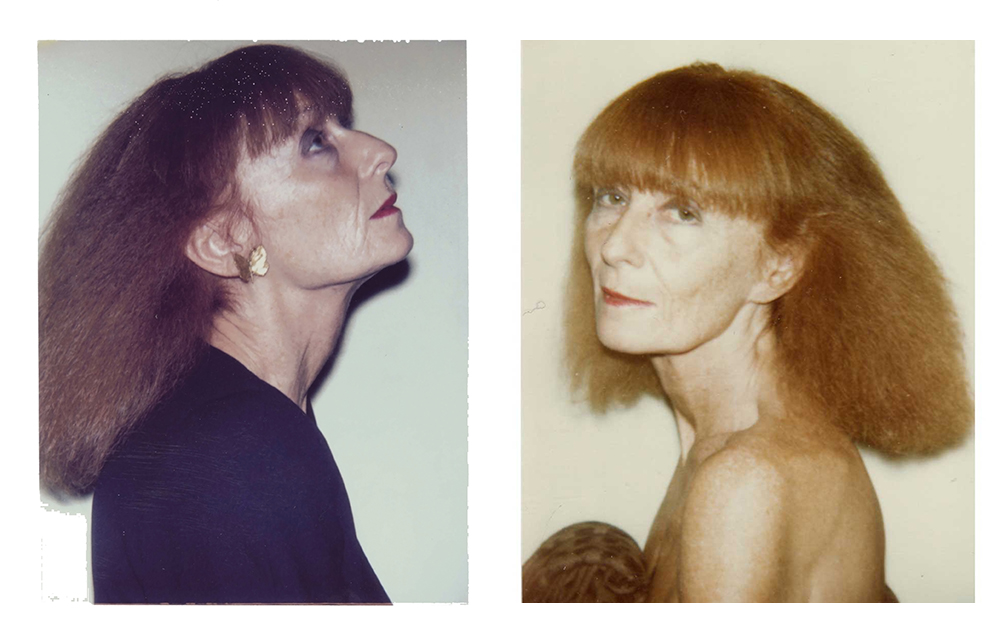 Sonia Rykiel por Andy Warhol / Fotos: Pleasure Photo