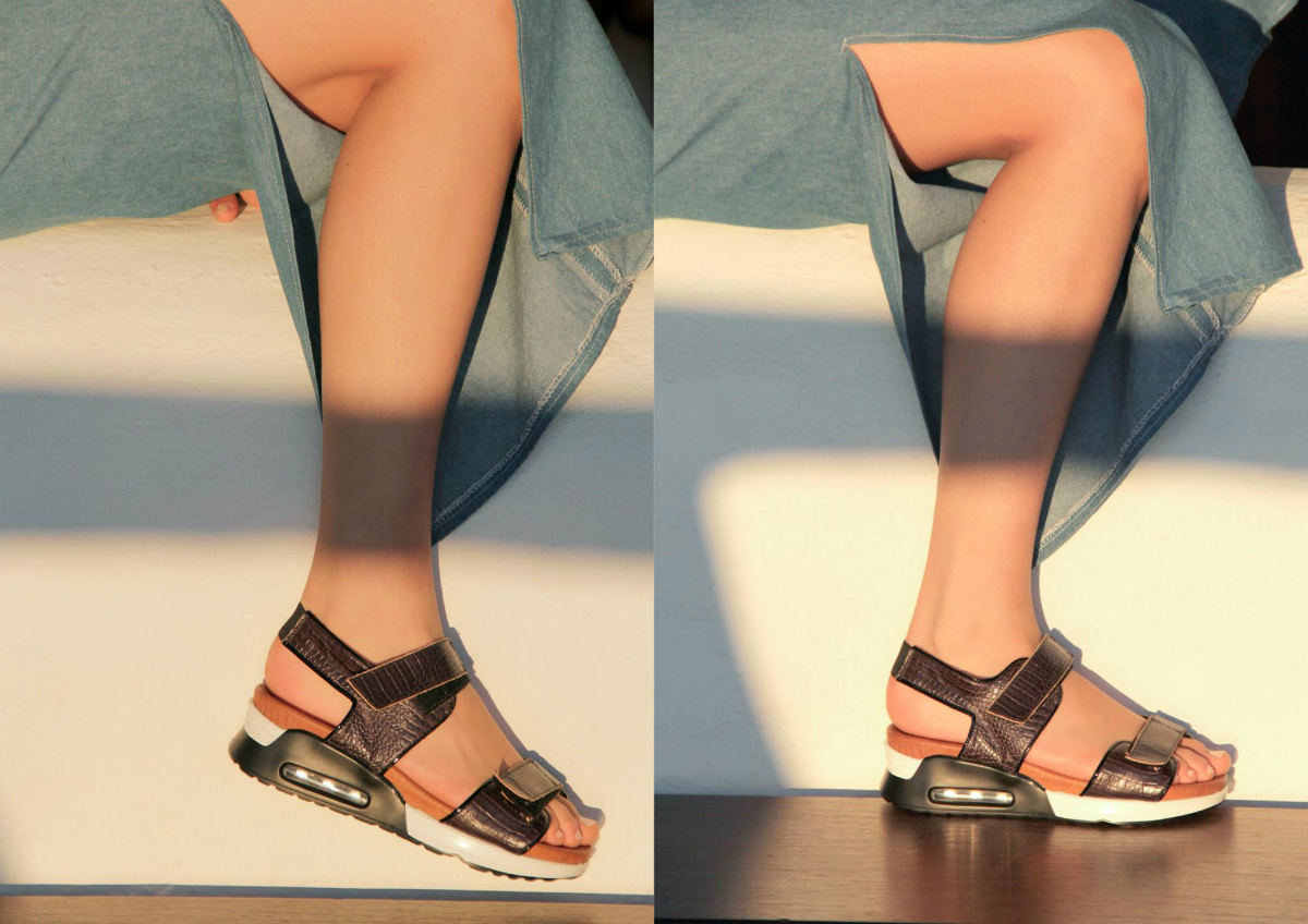 3. Libia Sandals.