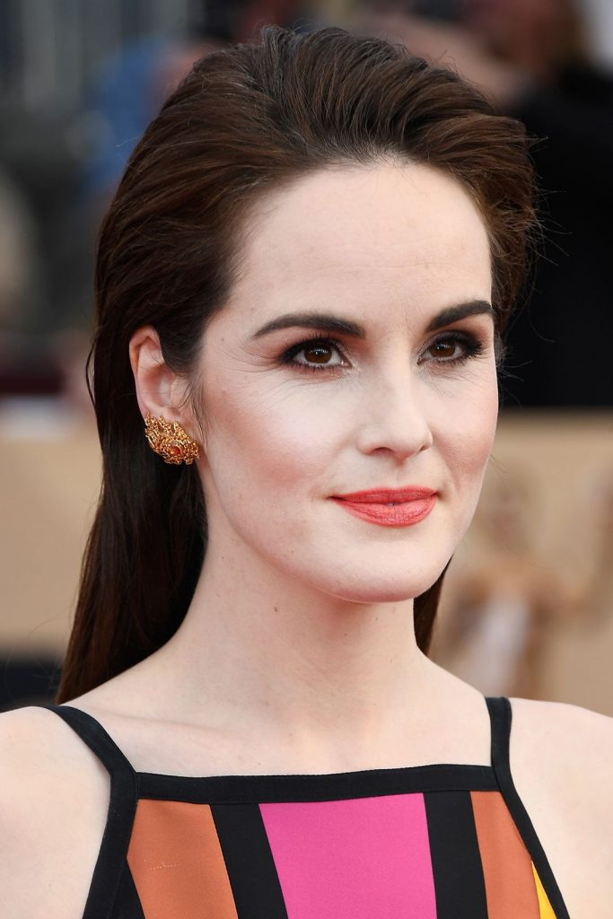 Michelle Dockery. Foto: Refinery 29.