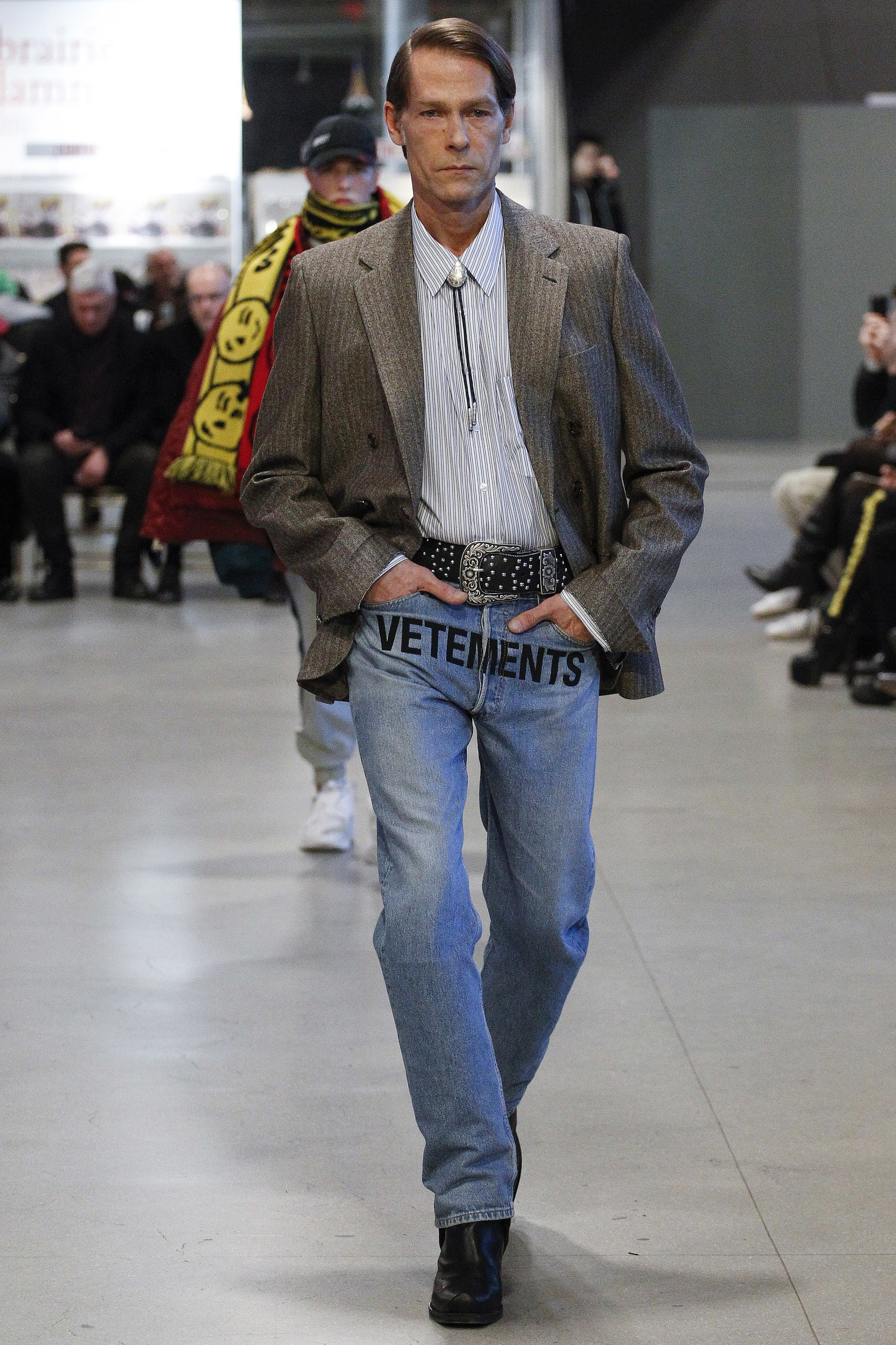 Vetements Invierno 2017. Foto: Vogue.