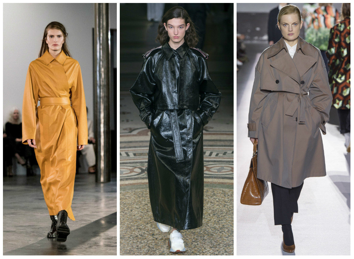 The Row, Stella McCartney y Dries Van Noten. Fotos: Vogue.