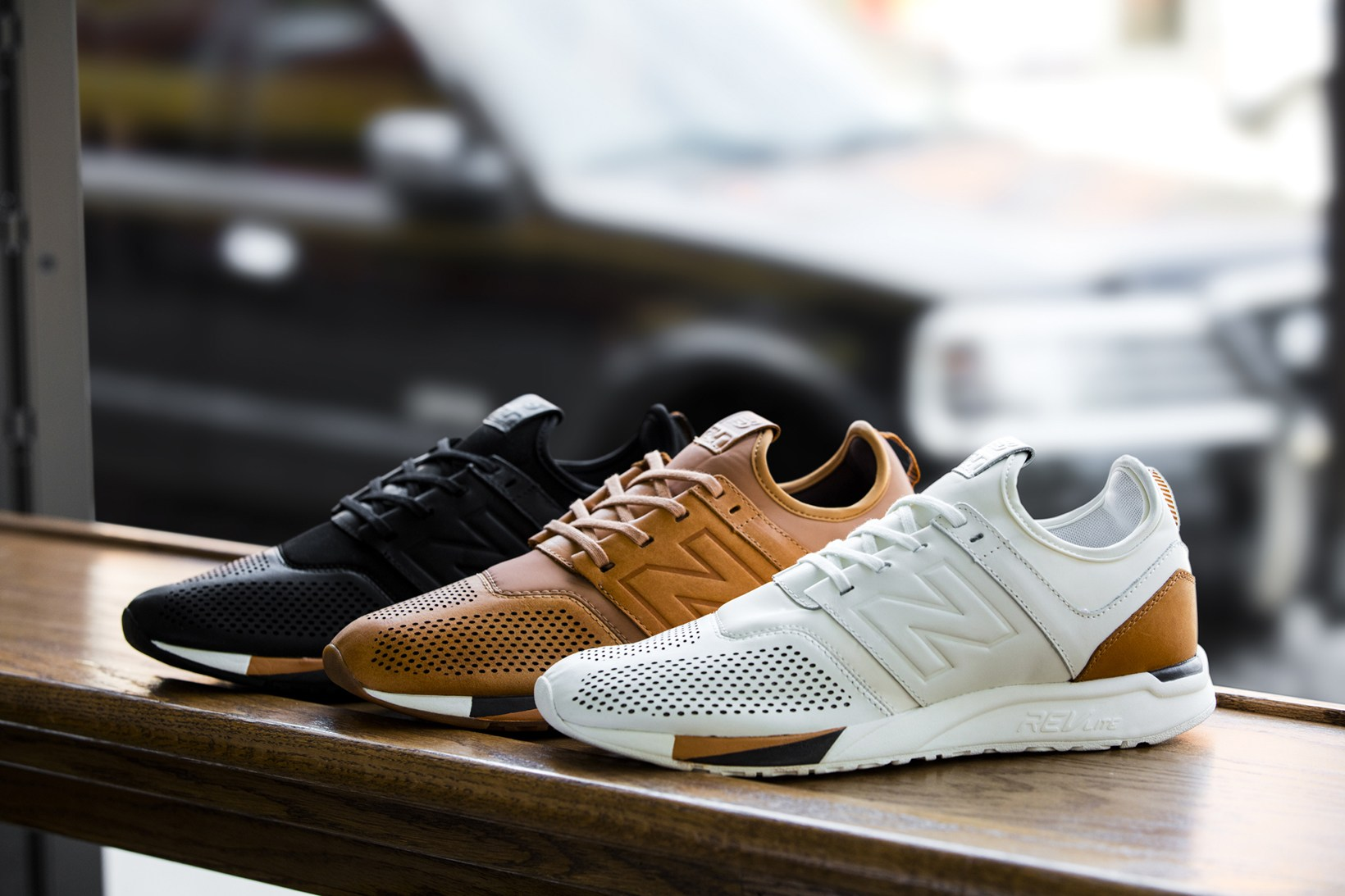 new balance 247 luxe 03 Mirada Couture
