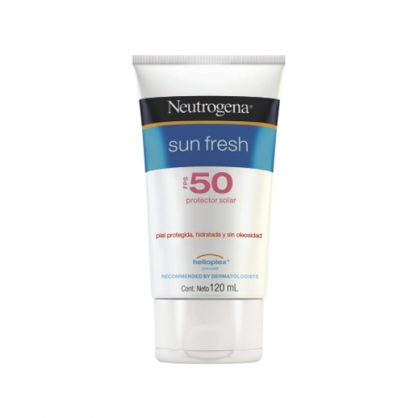 Protector Sun Fresh F50 120 ml Neutrogena $420