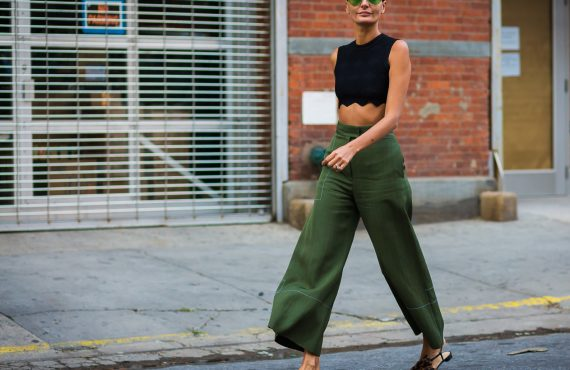 #AlertaTendencia: Cropped pants