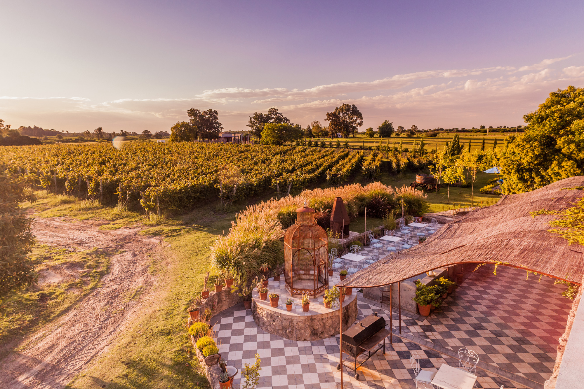 Foto: Narbona wine lodge