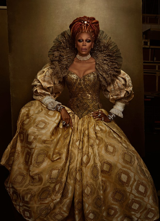 Mirada Couture Fashionbreak fashion break met gala camp rupaul