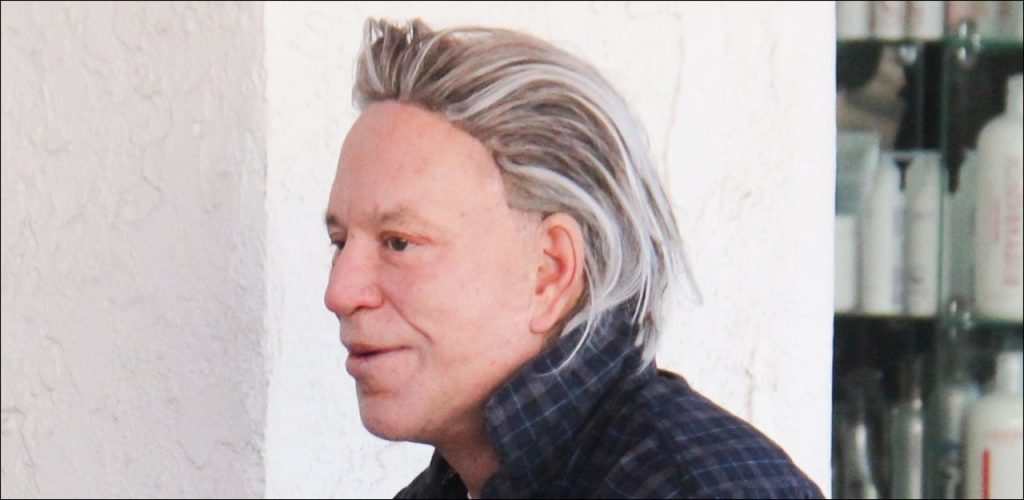 Mirada Couture Fashionbreak fashion break mickey rourke