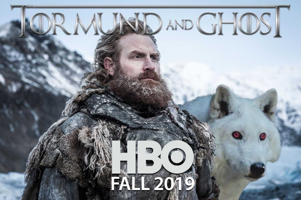mirada couture fashionbreak 13 game of thrones documental tormund ghost