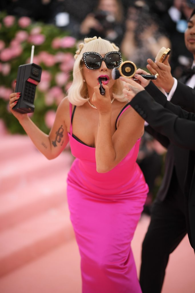 mirada couture lady gaga fashionbreal met gala camp 2