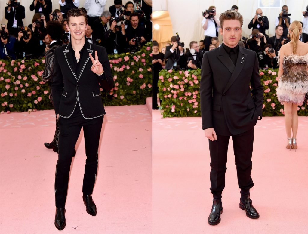 shawn mendes richard madden mirada couture met gala camp fashionbreak